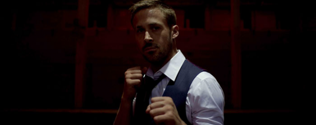 Red Band Trailer for Nicolas Winding Refn's ONLY GOD FORGIVES starring Ryan Gosling