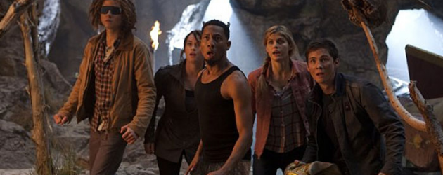 Teaser trailer for PERCY JACKSON: SEA OF MONSTERS has most of the original cast, plus Nathan Fillion and Stanley Tucci