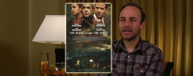 Video interview: THE PLACE BEYOND THE PINES director Derek Cianfrance