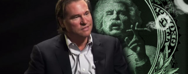 DIFF 2013: Val Kilmer video interview on CITIZEN TWAIN at Wyly Theater in Dallas