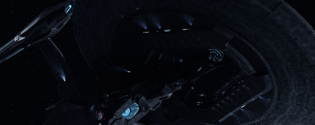 """See the """"other"""" starship in STAR TREK INTO DARKNESS, plus 3 clips from the film"""