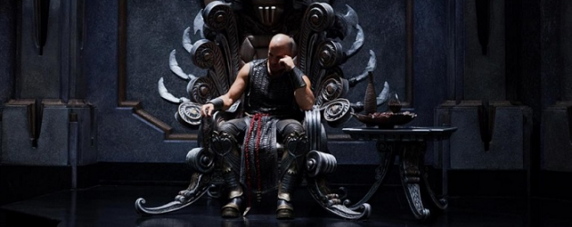 "UPDATED!!! Full trailer for Vin Diesel's RIDDICK is now online!  ""You're not afraid of the dark, are you?"""