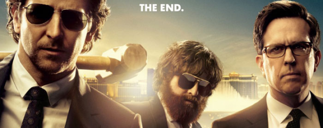 THE HANGOVER PART III review by Gary Murray