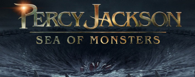 Full trailer for PERCY JACKSON: SEA OF MONSTERS has more Nathan Fillion, first poster looks cool too