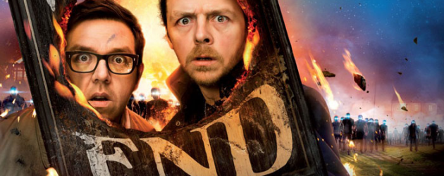 Win RESERVED seats to Alamo Drafthouse Richardson's THE WORLD'S END screening July 25 – Pegg, Frost & Wright attending!