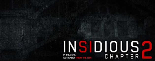 INSIDIOUS: CHAPTER 2 gets a creepy first trailer.