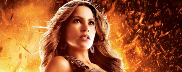 MACHETE KILLS returns in all its grindhouse glory in the first trailer and new posters