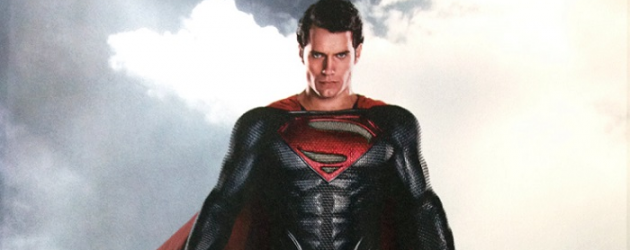 Final MAN OF STEEL trailer from Nokia needs little words to showcase the epicness