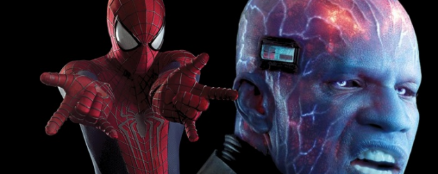 Check out more images of Electro and Spidey's New Suit from THE AMAZING SPIDER-MAN 2