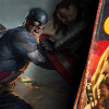 New CAPTAIN AMERICA: THE WINTER SOLDIER concept art plus First Look at Marvel One-Shot AGENT CARTER!!!