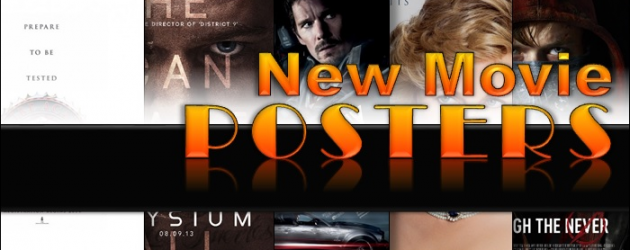 New Movie Posters: VAMPIRE ACADEMY: BLOOD SISTERS, ELYSIUM, GETAWAY, DIANA and METALLICA THROUGH THE NEVER