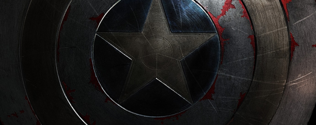 CAPTAIN AMERICA: THE WINTER SOLDIER first theatrical teaser poster paints a damaged picture