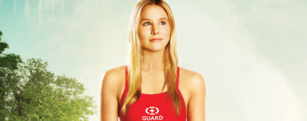 THE LIFEGUARD trailer (and poster) starring Kristen Bell