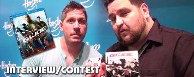 Video interview: Ray Park on playing Snake Eyes in G.I. JOE: RETALIATION (on Blu-ray July 30)