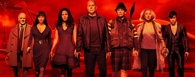Dallas – print passes to a special advance screening of RED 2, Tuesday (July 16)