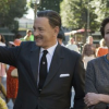 SAVING MR. BANKS review by Ronnie Malik – Tom Hanks is Walt Disney to Emma Thompson's P.L. Travers