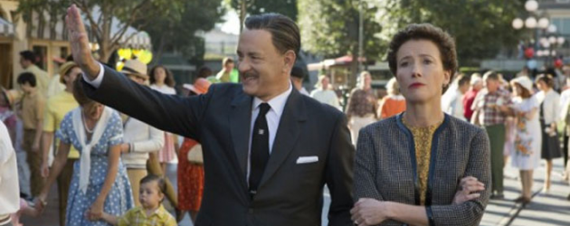 SAVING MR. BANKS trailer – Tom Hanks is Walt Disney trying hard to acquire Mary Poppins