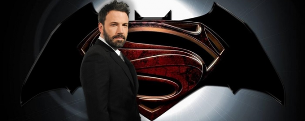 Ben Affleck is Bruce Wayne / Batman in the sequel to MAN OF STEEL! – full press release from WB