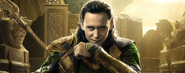 Two Brand New Posters for THOR: THE DARK WORLD drop.  Check out Thor and Loki!