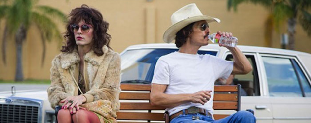 DALLAS BUYERS CLUB trailer & poster – Matthew McConaughey gets thin to take on heavy material