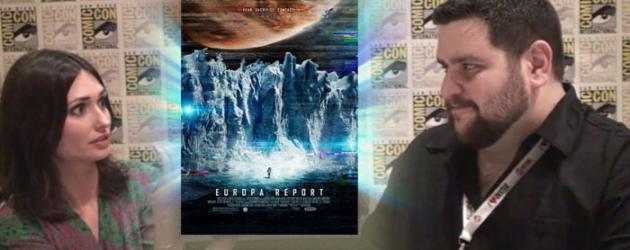 Video interview: Karolina Wydra talks EUROPA REPORT, TRUE BLOOD and more