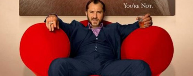New DOM HEMINGWAY red band trailer – Jude Law heads up a quirky dark comedy