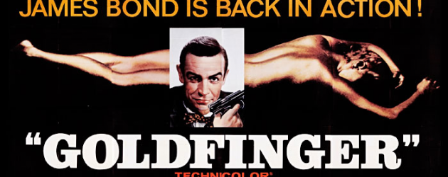 Dallas – see GOLDFINGER in 35mm at The Texas Theatre with us, Friday, September 20