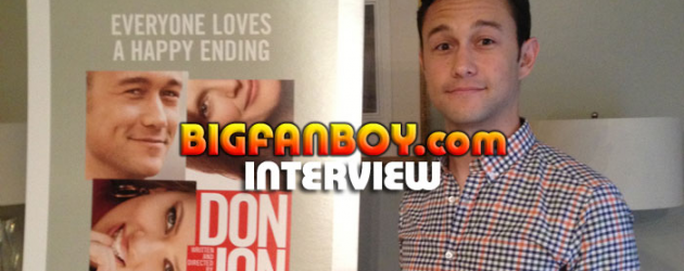Joseph Gordon-Levitt interview – taking DON JON from festival favorite to mainstream masterpiece