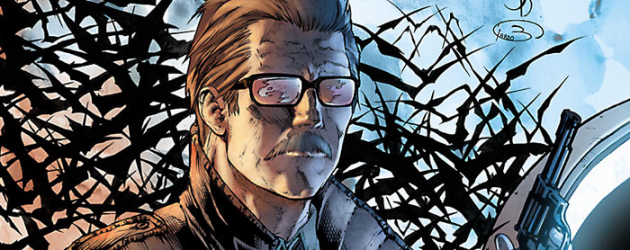 Fox to make a TV series about Commissioner Gordon & Gotham City from THE MENTALIST creator