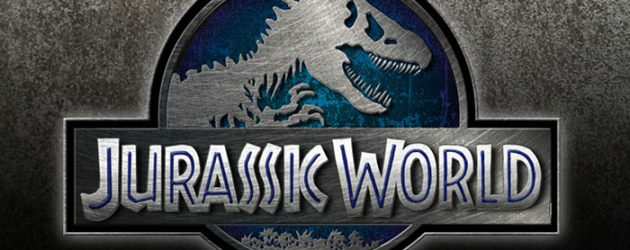UPDATED with rumored pitch video – Fourth JURASSIC PARK movie gets official title and 2015 release date… and hi-res logo!