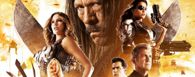 New red band trailer for MACHETE KILLS has lots of Mel Gibson, and lots of gore