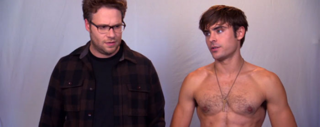 NEIGHBORS red band trailer & promo spot – Seth Rogen starts a war with Zac Efron's fraternity