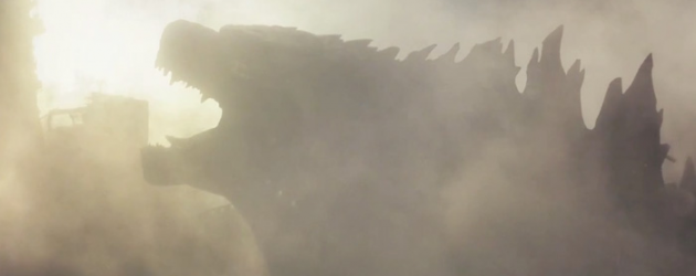 GODZILLA new trailer & poster is going to send us back to the stone age… so says Bryan Cranston!