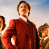 A snazzy new ANCHORMAN: THE LEGEND CONTINUES poster to finish out your week