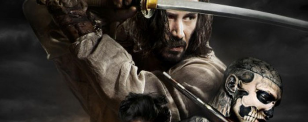 47 RONIN new poster and trailer – Keanu Reeves stars in this martial arts 3D adventure