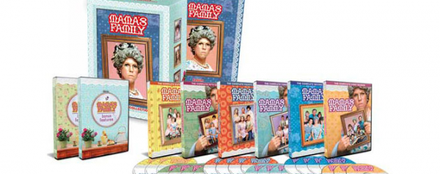 Featured DVD of the month – MAMA'S FAMILY: THE COMPLETE SERIES – Vicki Lawrence's classic series is all here, and you could win it!
