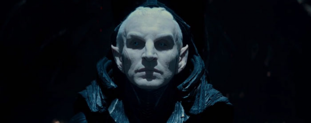 New clip from THOR: THE DARK WORLD introduces Christopher Eccleston as the evil Malekith