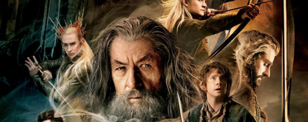 Final poster and trailer for Peter Jackson's THE HOBBIT: THE DESOLATION OF SMAUG