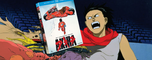 Enter to win a copy of AKIRA: THE 25th ANNIVERSARY EDITION on Blu-ray from FUNimation