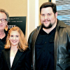 THE BOOK THIEF video interview with Markus Zusak, Geoffrey Rush, Sophie Nélisse and Brian Percival