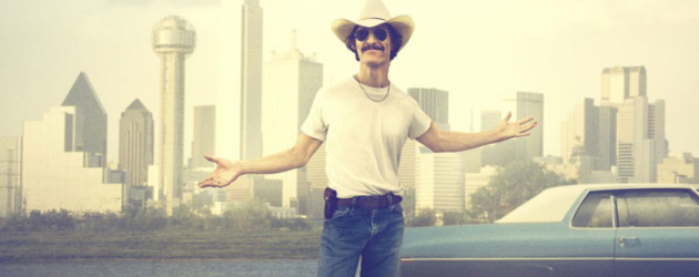 DALLAS BUYERS CLUB review by Mark Walters – Matthew McConaughey gives the performance of his career… again