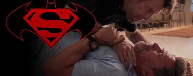 Why wait on Zack Snyder? Kevin Conroy & Tim Daly give us BATMAN VS. SUPERMAN right now!