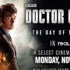We have 5 sets of tickets for DOCTOR WHO: The Day of the Doctor 3D in Dallas, Monday night 7:30pm