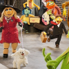 MUPPETS MOST WANTED gets 3 new trailers, plus Sesame Street's THE HUNGRY GAMES: CATCHING FUR with Cookie Monster