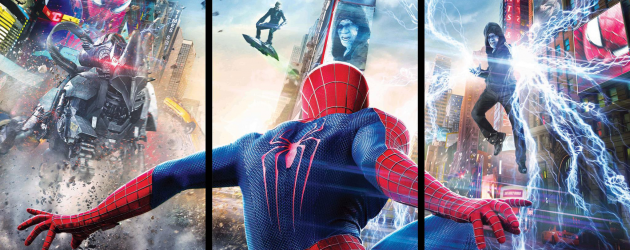 New trailer for THE AMAZING SPIDER-MAN 2 is here – Spidey really has his hands full!