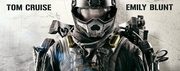 EDGE OF TOMORROW (formerly ALL YOU NEED IS KILL) trailer & poster – Tom Cruise in a mech suit!
