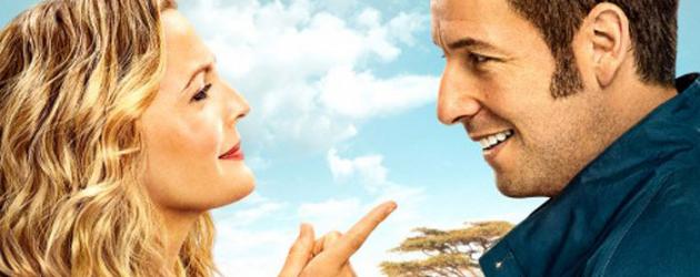 BLENDED trailer & poster – Adam Sandler & Drew Barrymore are back together… in Africa