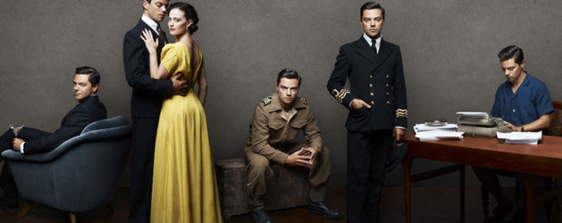 FLEMING: THE MAN WHO WOULD BE BOND trailer – Dominic Cooper is Ian Fleming for the BBC