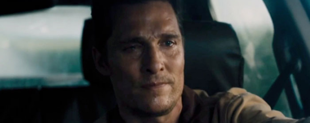 Teaser trailer: Christopher Nolan's INTERSTELLAR starring (and voiceover done by) Matthew McConaughey
