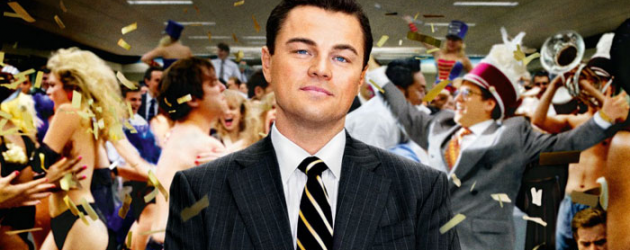THE WOLF OF WALL STREET review by Gary Murray – Martin Scorsese turns in a daring 3-hour epic